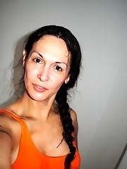 Nikki`s seductive candids shot in Switzerland