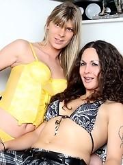 Sexy Nicole Montero fucking amazing Angelina Torres