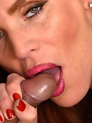 Tempting tgirl Azul gets screwed good