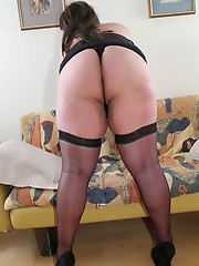 Elena is a very nice and sociable model that we sourced for our BBW fans. It is not common that we come across a model that is truly BBW and shemale a