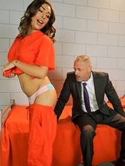 Chanel Santini and D. Arclyte