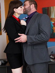 Natalie Mars and Colby Jansen