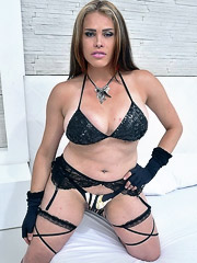 Bianca Soares Huge Tits and Juicy Dick will Tease Your Cocks `till They Cry