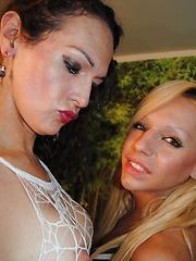 Nikki and Mariana