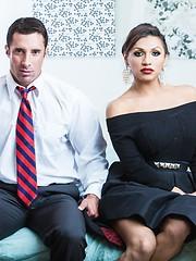 Jessy Dubai and Nick Capra