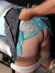 Lucimay gets that tight little ass of hers spanked so hard.