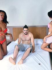 Patricia, Yasmine Rios and Eder