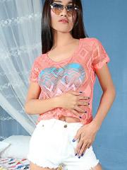 Ladyboy Amy R