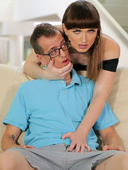 Natalie Mars and Chad Diamond