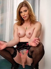 Adorable and irresistible TMILF Jasmine Jewels exposed