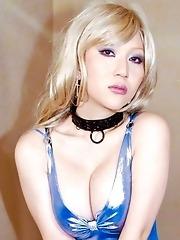 In Japan, 25 year old Mana Sakuragawa is a famous AV actress