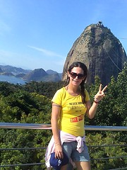 Nikki in Rio De Janeiro