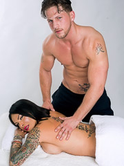 TS Foxxy and Roman Todd