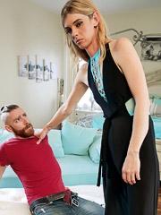 Mandy Mitchell and Sebastian Keys