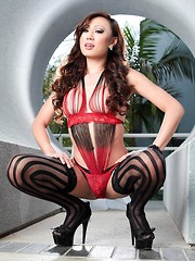 Venus Lux and Dana Vespoli